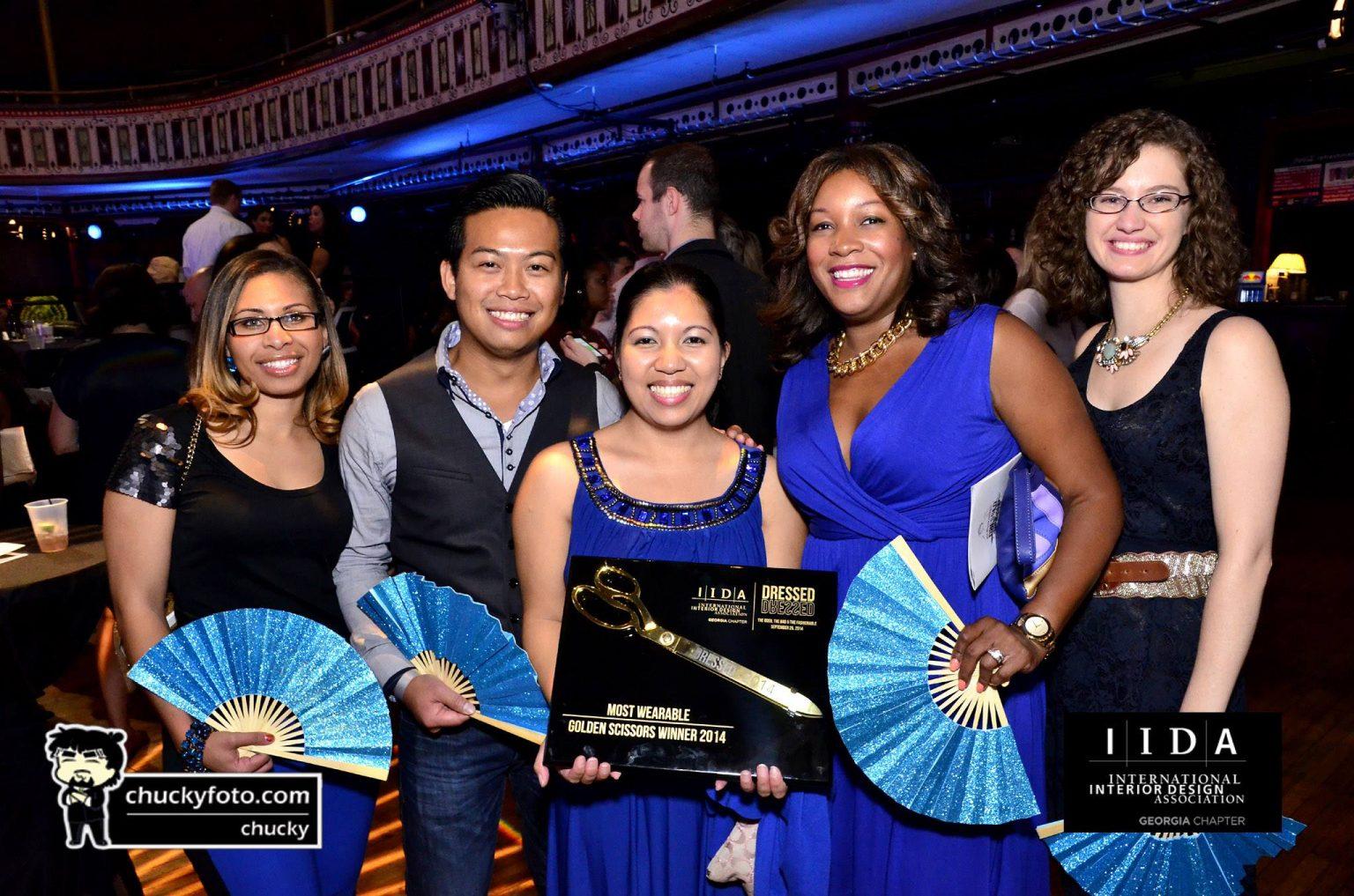 "Hillsman Inc. Wins ""Most Wearable"" Award 2014"