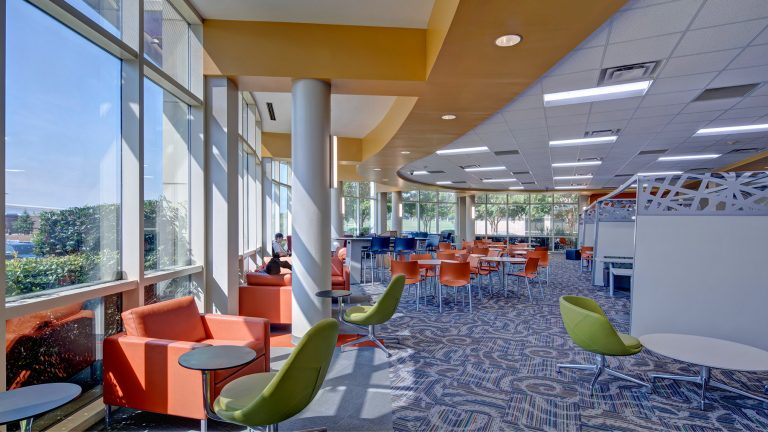 Atlanta Technical College Student Dining
