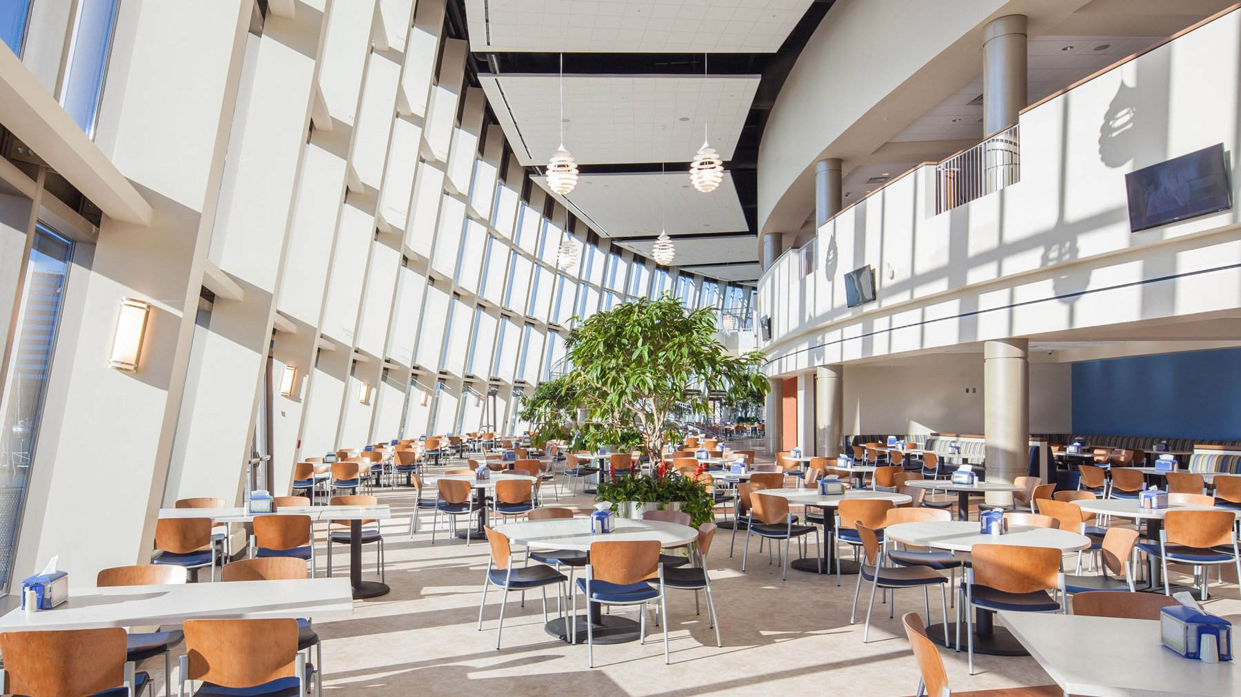 Hillsman Hospitality projects - Hotels Restaurants Airline Lounges Dormitories Student Dining