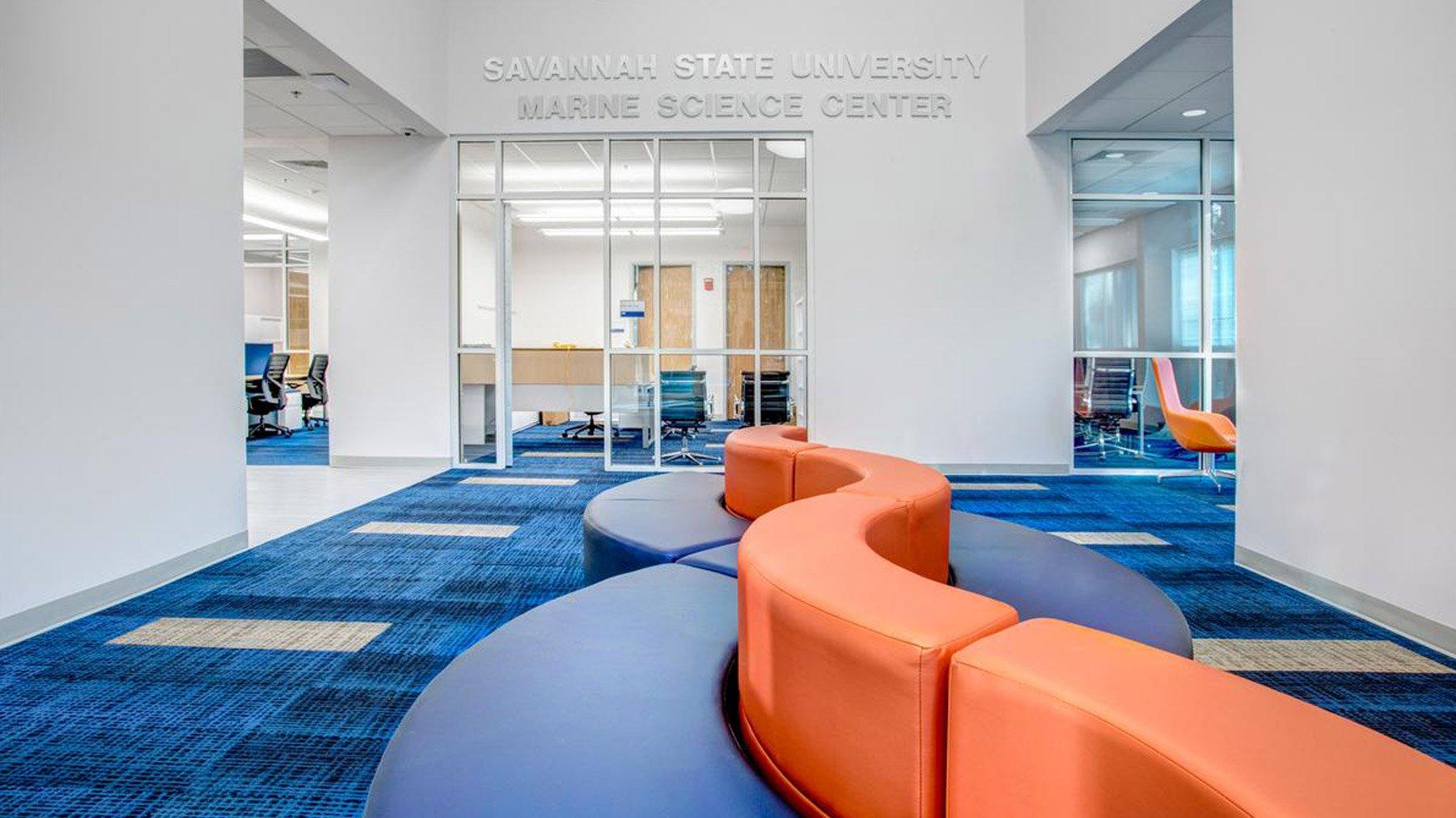 Savannah State University Marine Science Center