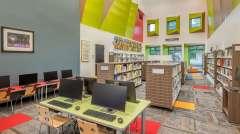Hillsman Inc - East Atlanta Library, Atlanta, GA
