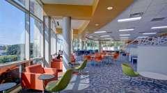 Hillsman Inc - Atlanta Technical College: Student Lounge, Atlanta, GA